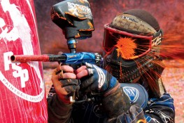 Paintball-Photos